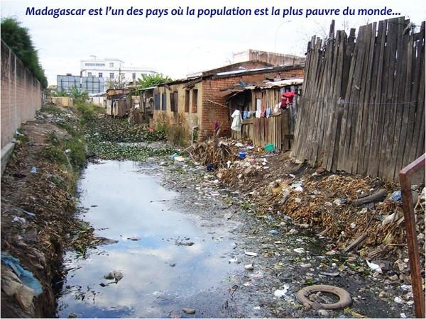 Population la plus pauvre du monde